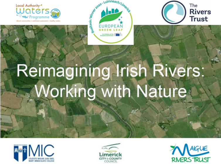 Opportunities and inspiration: reflecting on the Reimagining Irish Rivers conference