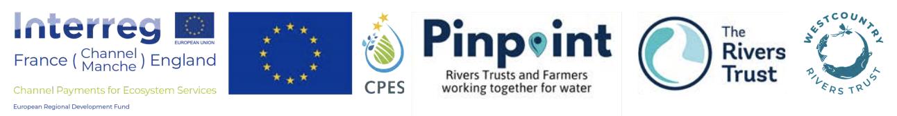 Pinpoint logo strip