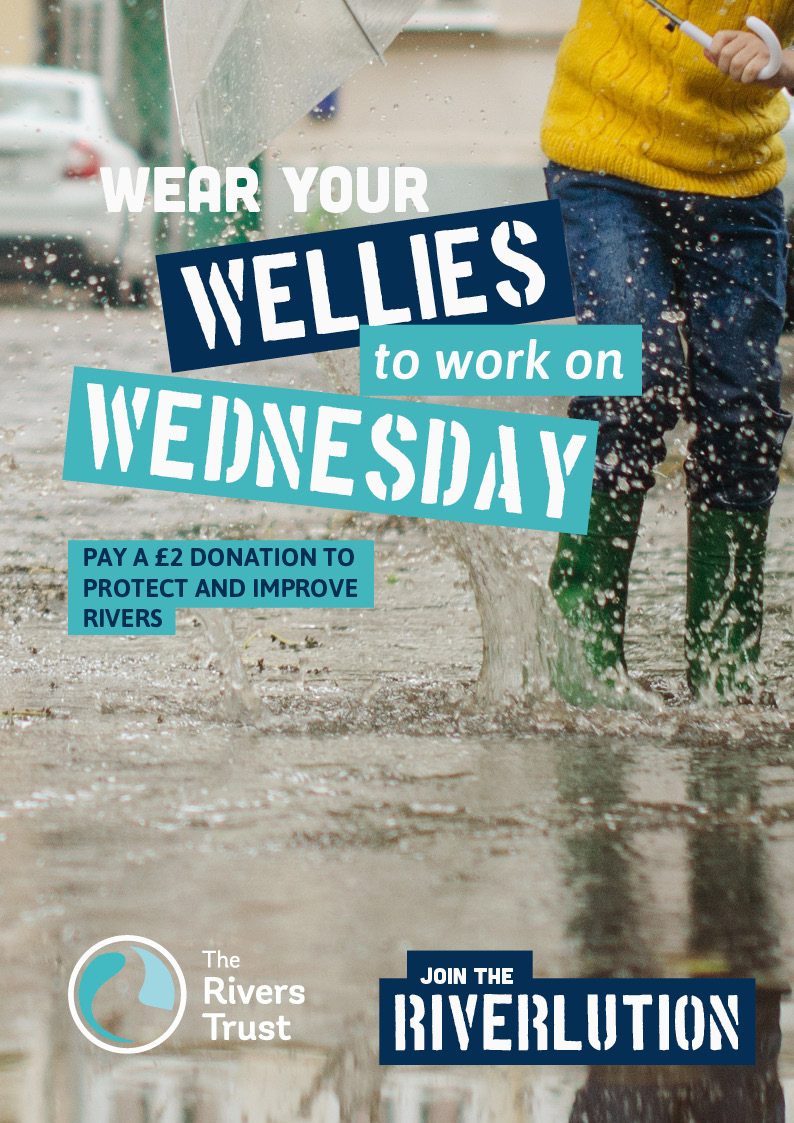 Wear your wellies to work on Wednesdays