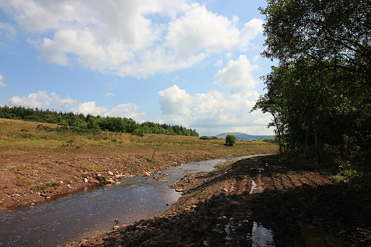 River Keekle Restoration