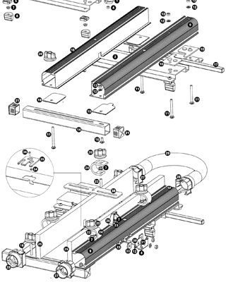 View Schematic Diagram Triton Finger Jointer FJA300