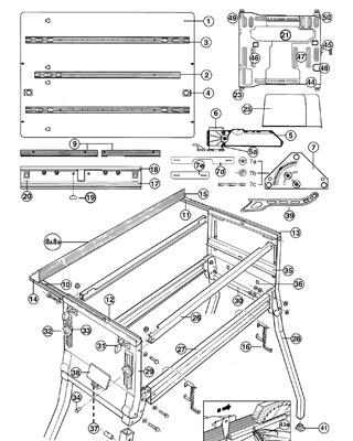 View Schematic Diagram Triton Workcentre WCA201