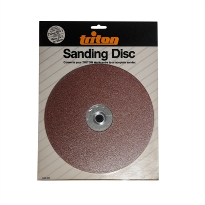 Picture of SANDING DISC 210MM 25/16MM BORE