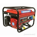 Picture for category Silverline Generator 2.2 kVA Petrol 395008