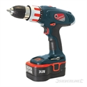 Picture for category Silverline Combi Hammer Drill 24v