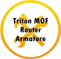Picture for category Triton MOF Router Armature