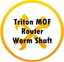 Picture for category Triton MOF Worm Shaft