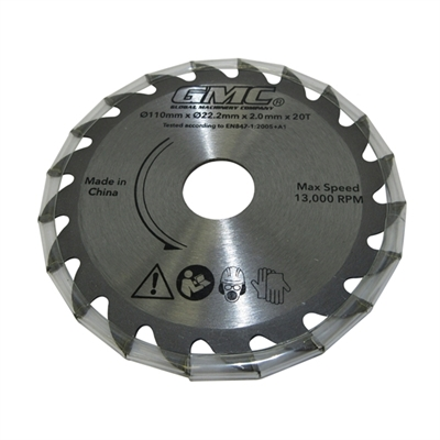 Picture of COMPAC SAW BLADE 110mm