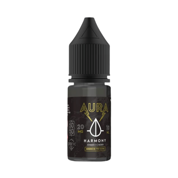 Aura Salts Harmony Eliquid 10ml