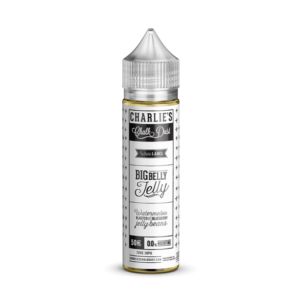 Charlies Chalk Dust Big Belly Jelly E Liquid 50ml Shortfill