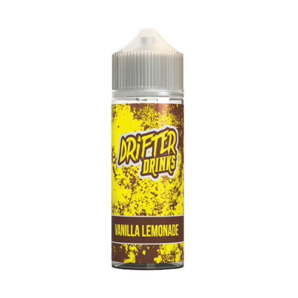 Drifter Vanilla Lemonade E Liquid 100ml Shortfill