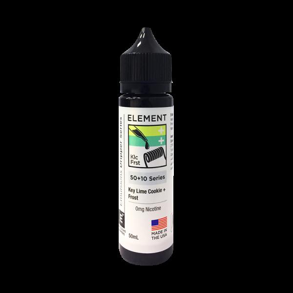 Element Key Lime Cookie E Liquid 50ml Shortfill