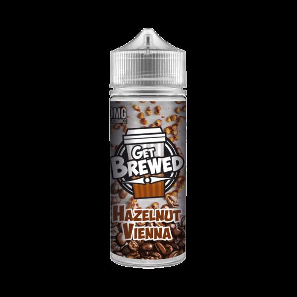 Get Brewed Hazelnut Vienna E Liquid 100ml Shortfill