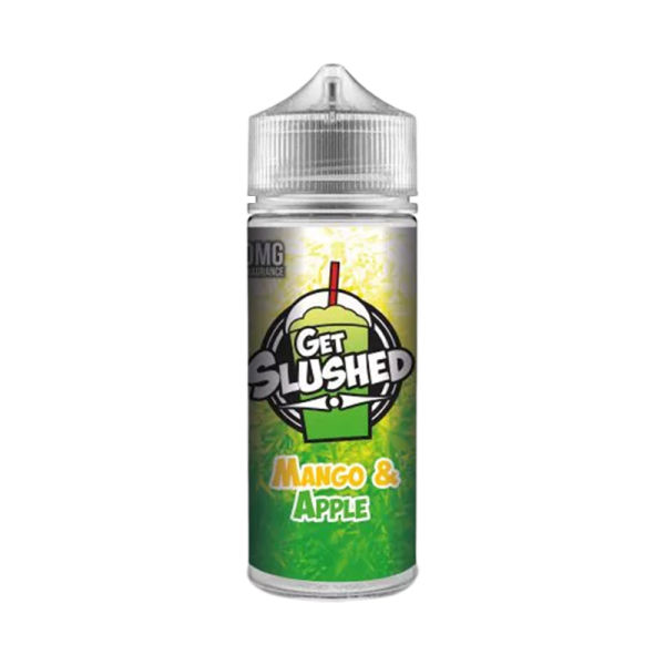 Get Slushed Mango & Apple E Liquid 100ml Shortfill