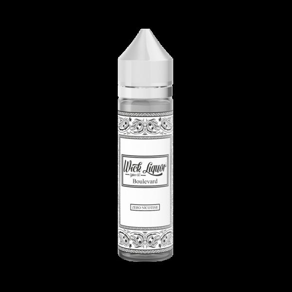 Wick Liquor Boulevard E Liquid 50ml Shortfill
