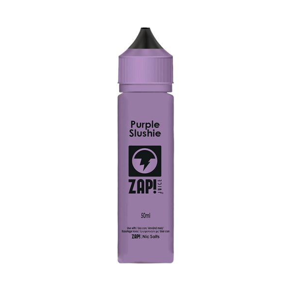Zap! Juice Purple Slushie E Liquid 50ml Shortfill