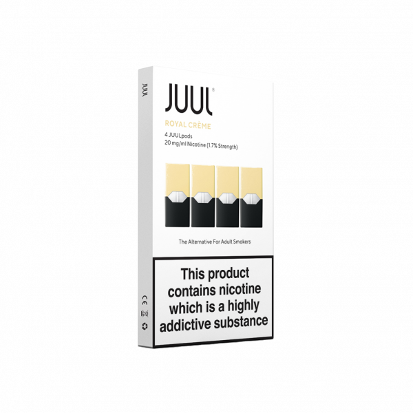 JUULpods Royal Creme