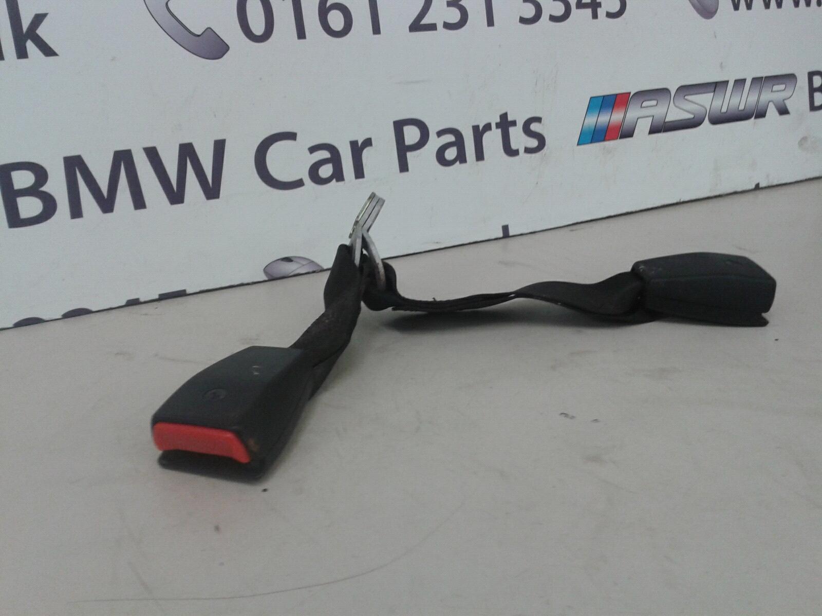 BMW E46 3 SERIES  Rear Seat Belt Buckle 72118223292