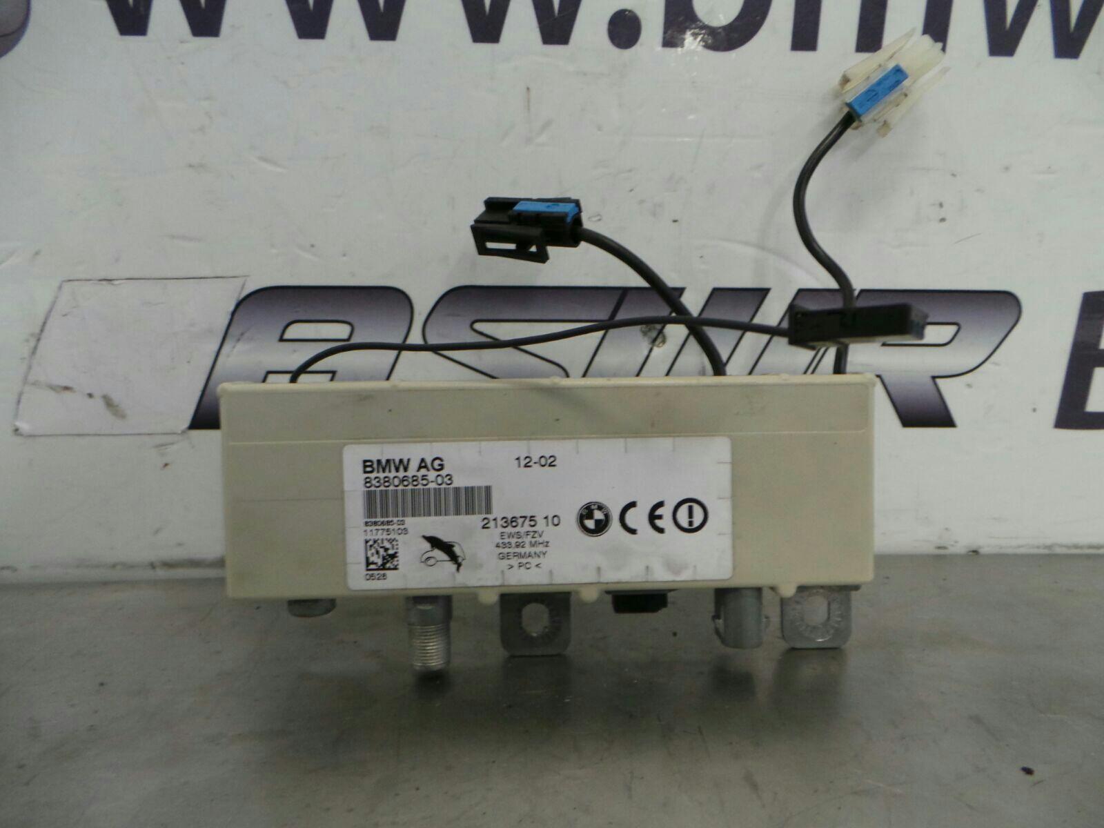 BMW E39 5 SERIES Diversity Antenna Amplifier 65258380685