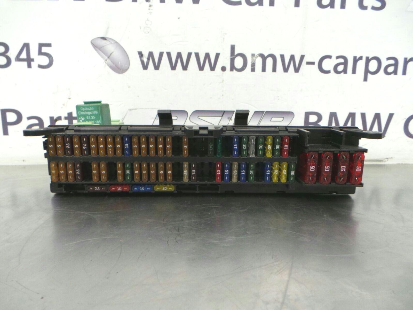 BMW X5 E53 Fuse Box 61136907395