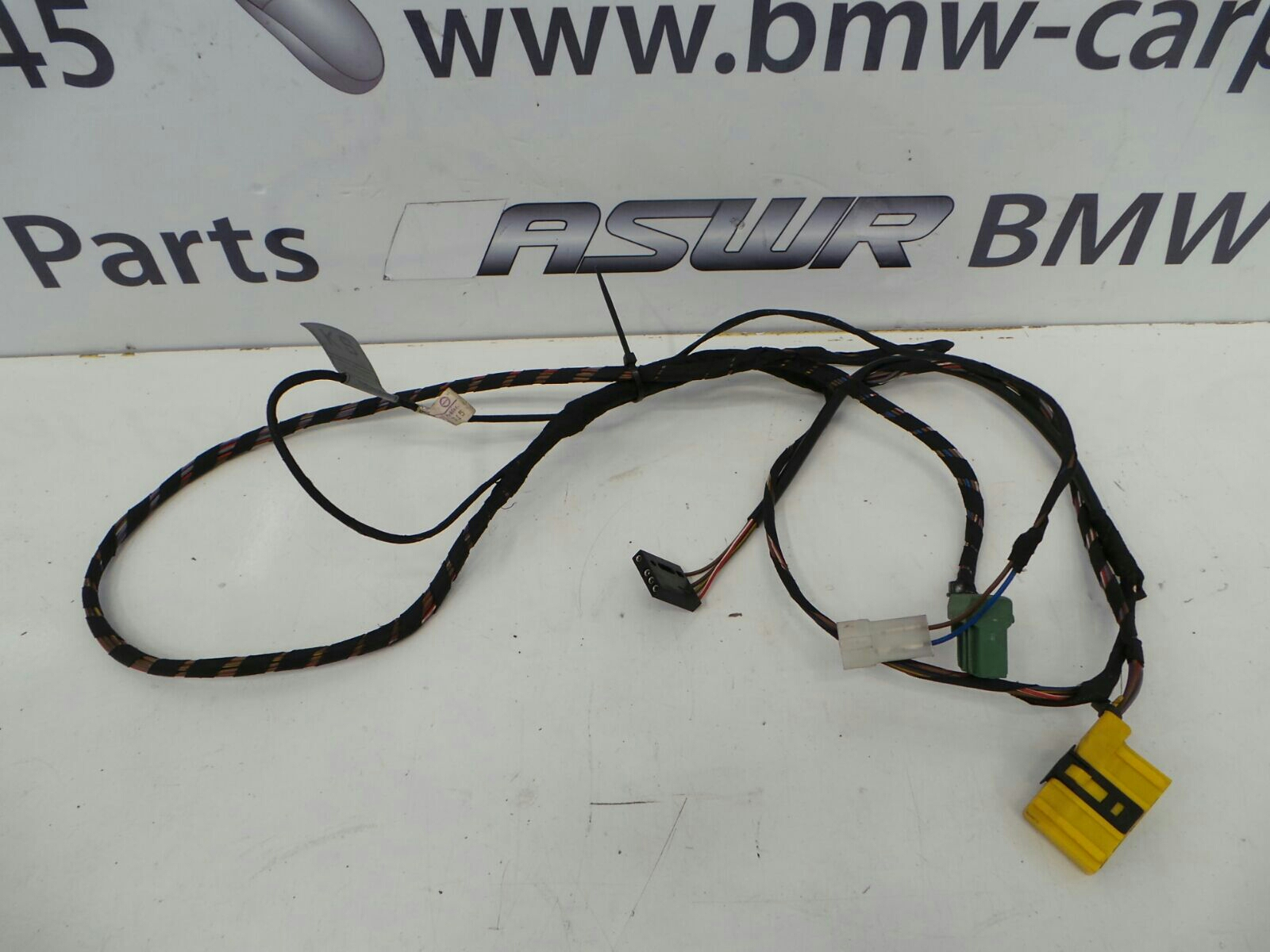 Bmw E30 Wiring Loom Guide And Troubleshooting Of Diagram Harness Images Gallery