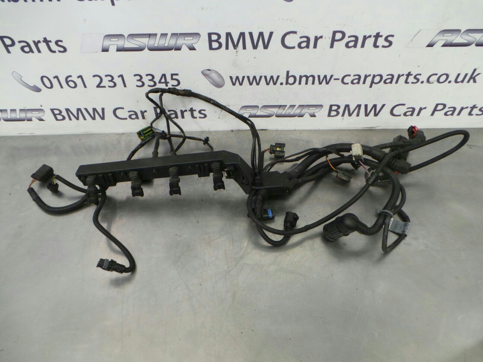 Bmw Mini Engine Wiring Loom 12517533097 Breaking For Used And Spare R60 2 Harness