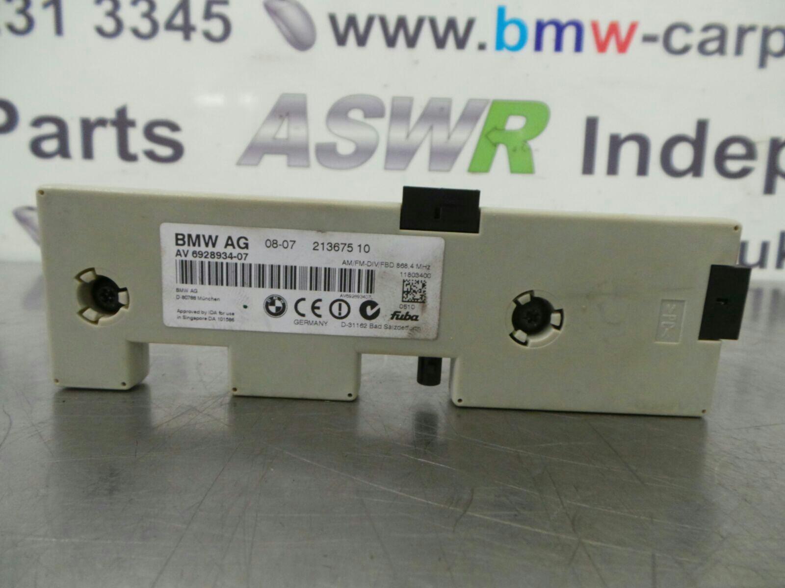 BMW E90 3 SERIES Diversity Antenna Amplifier 65206928934