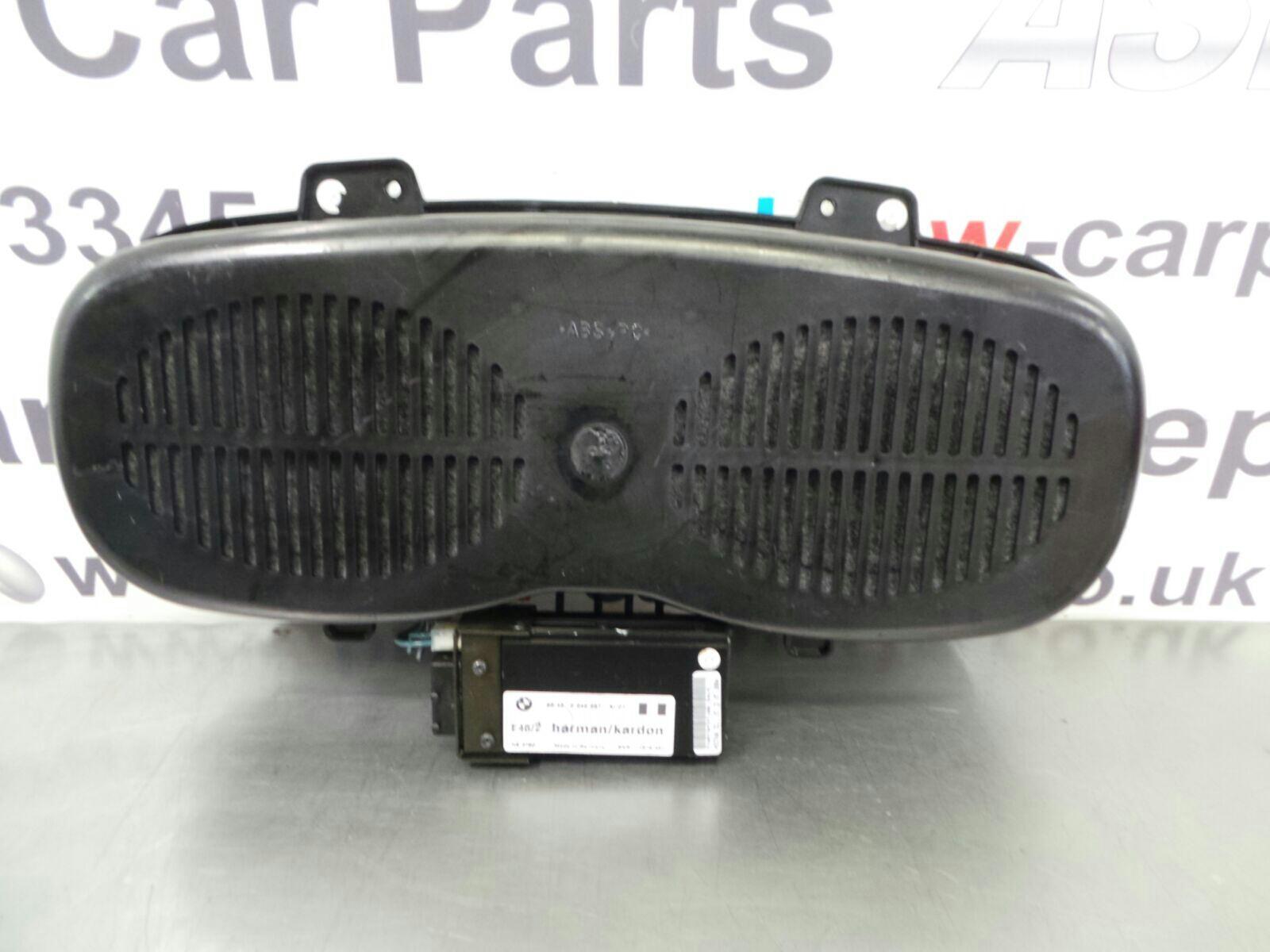 Bmw E46 3 Series Harman Kardon Subwoofer 65126946986 Breaking For