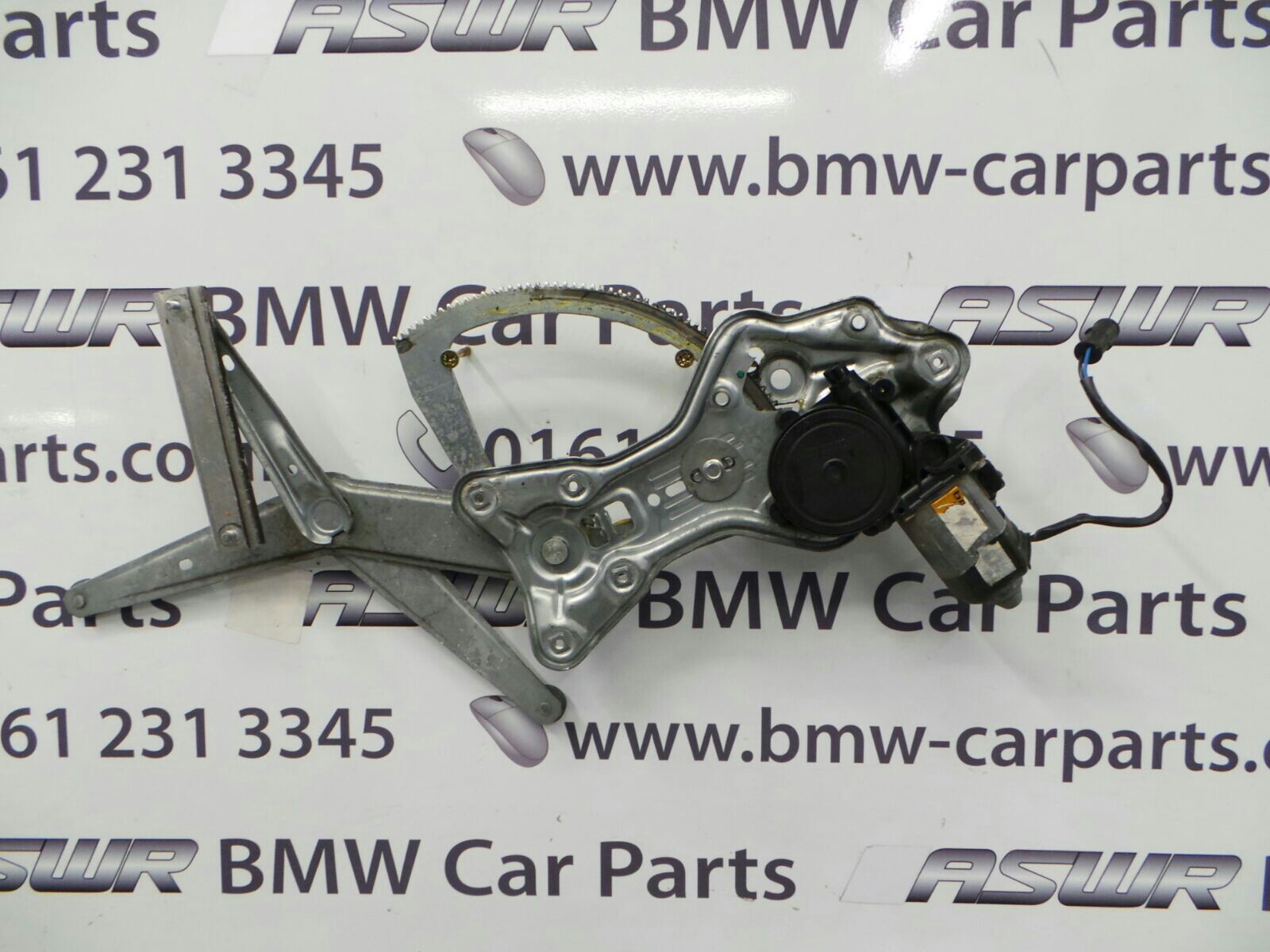 BMW E30 3 SERIES O/S/F Window Lifter/Mechanism 51321932394
