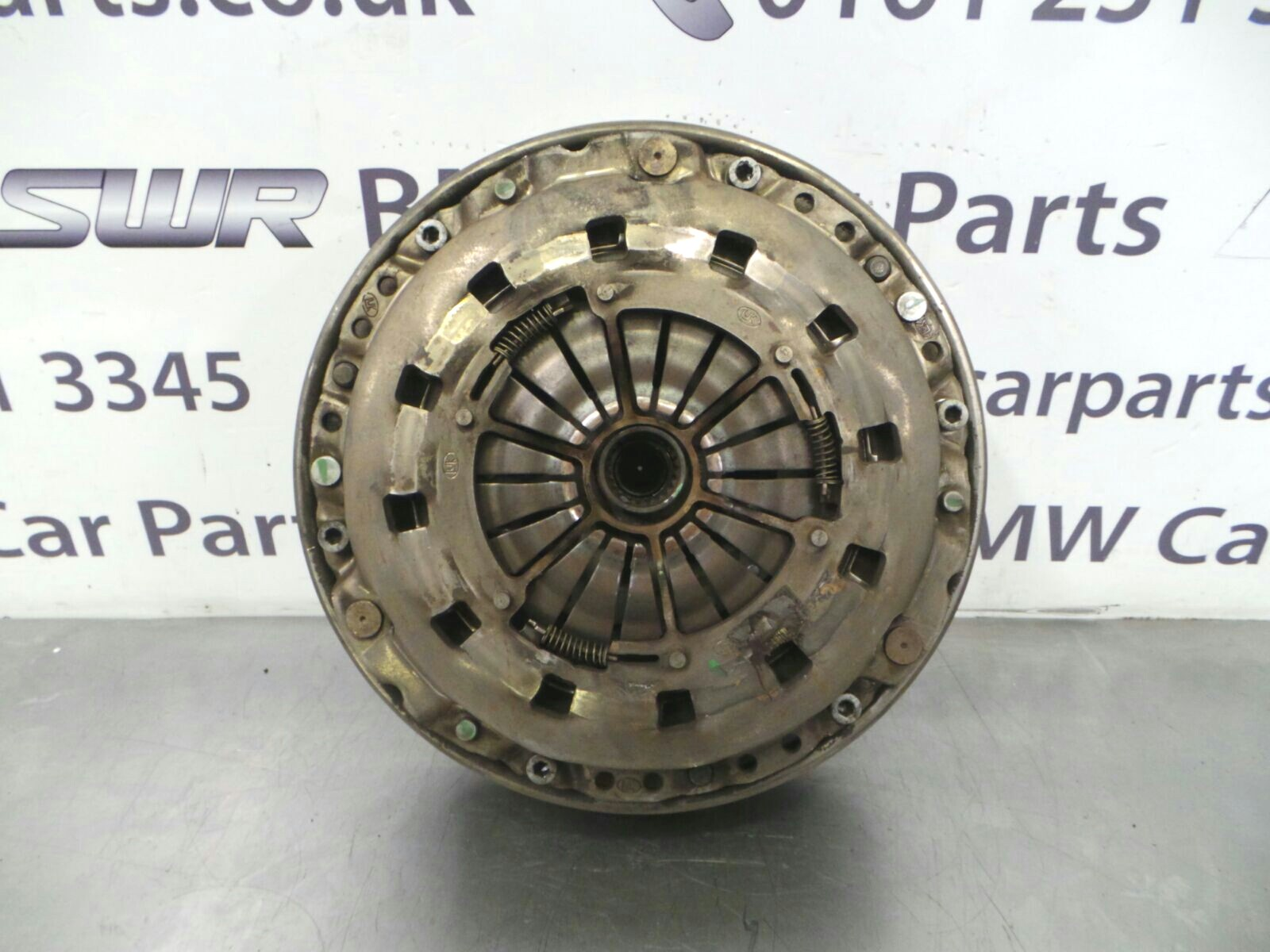 BMW E87 1 SERIES  Flywheel and Clutch Set 21207541017