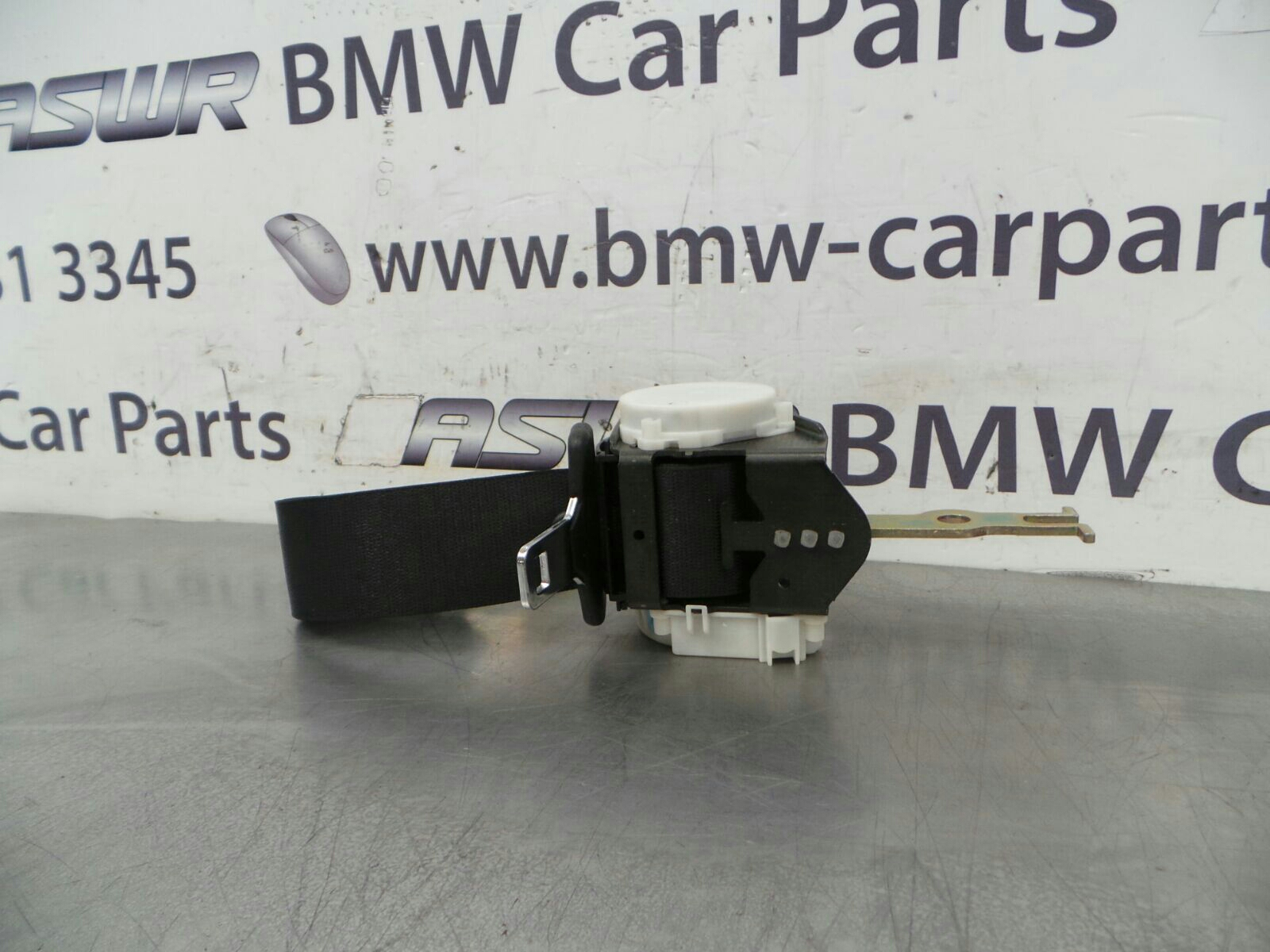 BMW E60 5 SERIES  O/S/R Seat Belt 72119132812