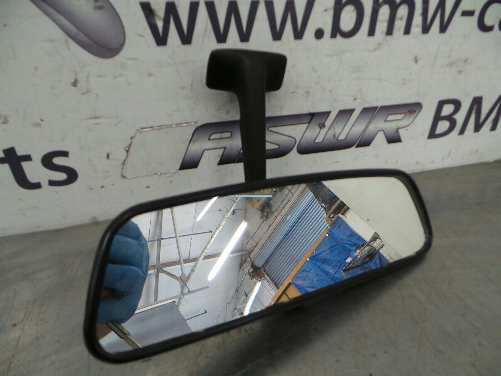 BMW E30 3 SERIES Interior Mirror 51161817121