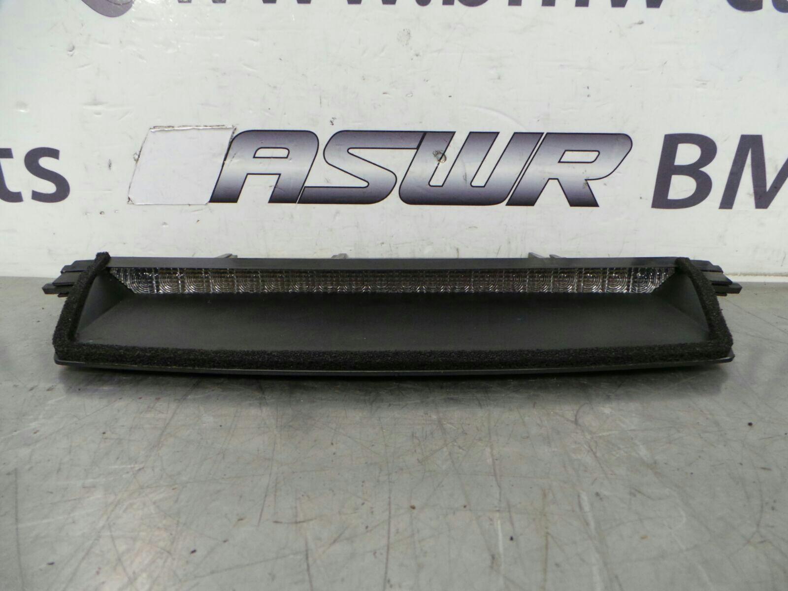 BMW E46 3 SERIES Third/High Level Brake Light 63257219086