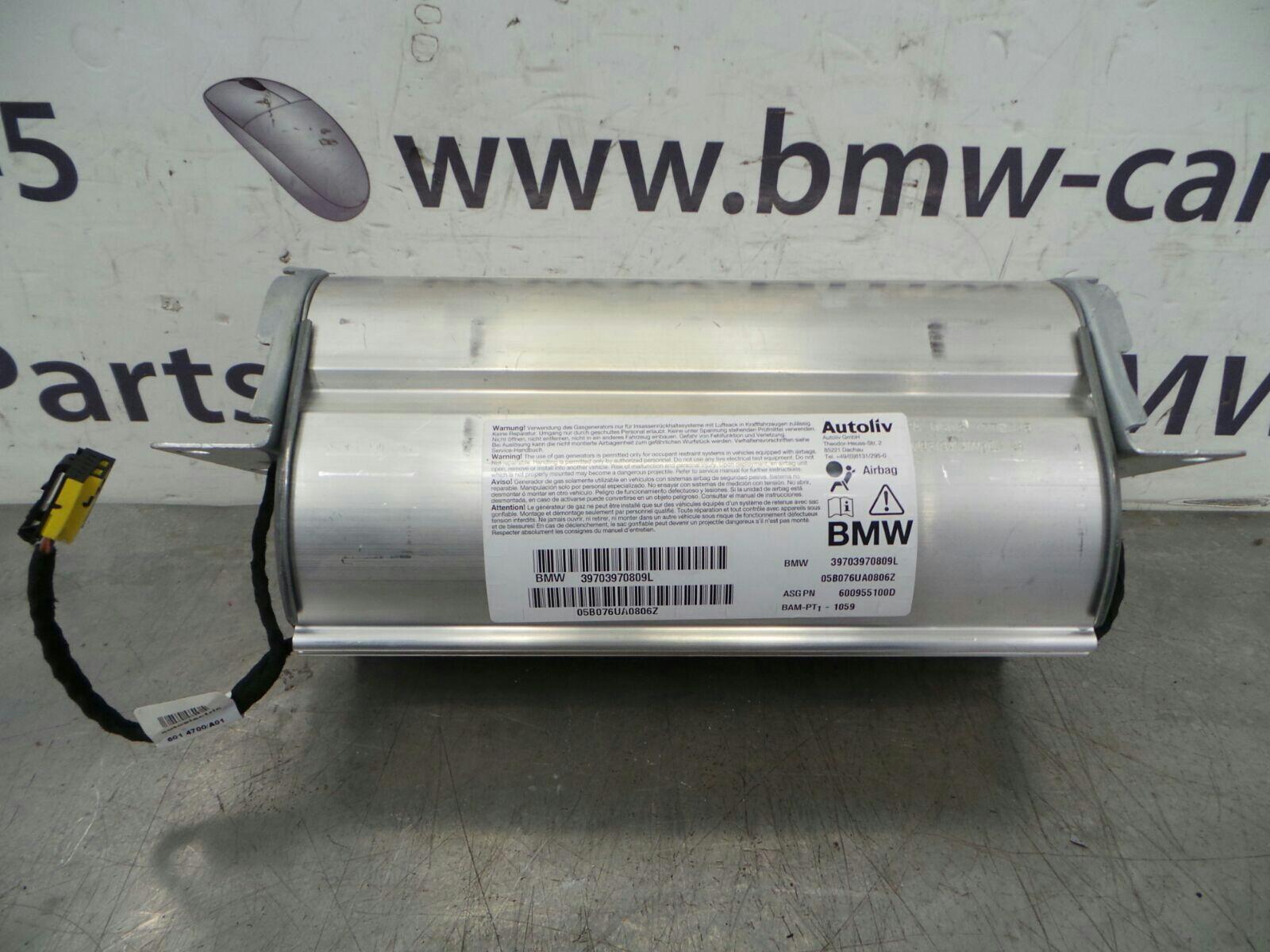 BMW E60 5 SERIES Passenger Airbag 72127039708