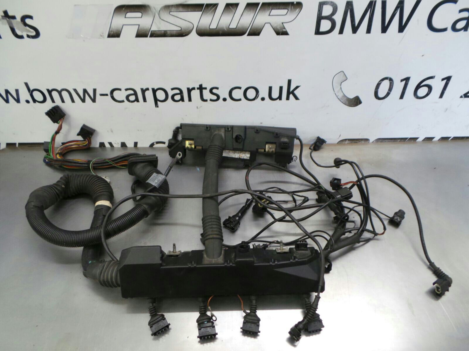 bmw e53 x5 m62 engine wiring loom 12517513340 breaking for 2004 BMW Z4 ISO  Harness BMW