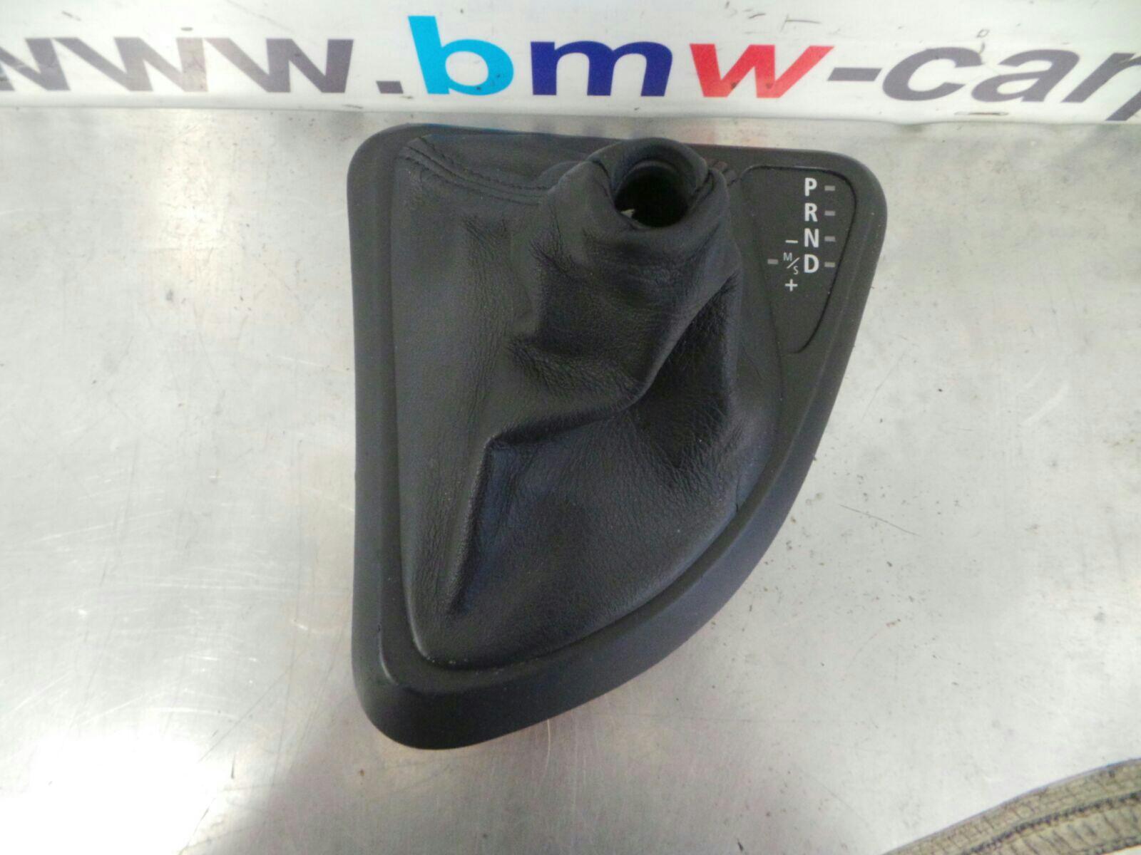 BMW E87 1 SERIES Gear Selector Surround 51167111121