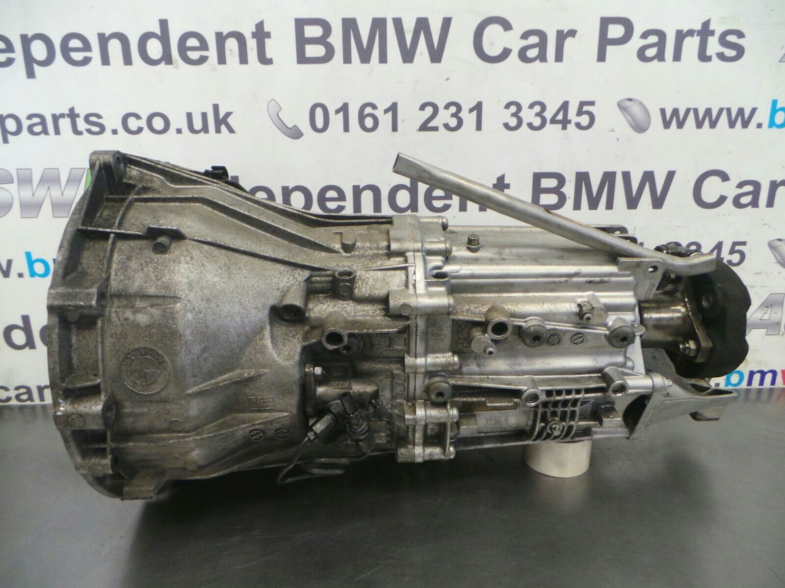 bmw e60 5 series n47 manual gearbox 23007561767 breaking