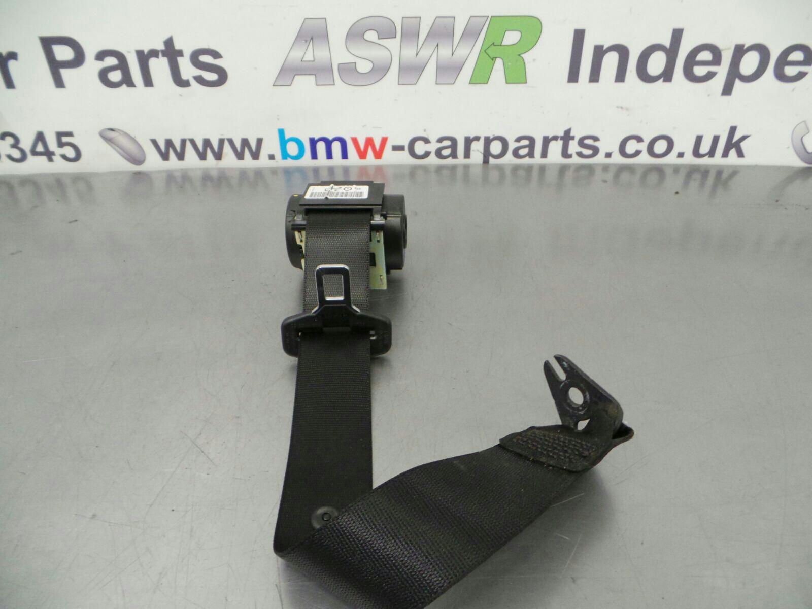 BMW E90 3 SERIES Rear Centre Seat Belt 72119138234