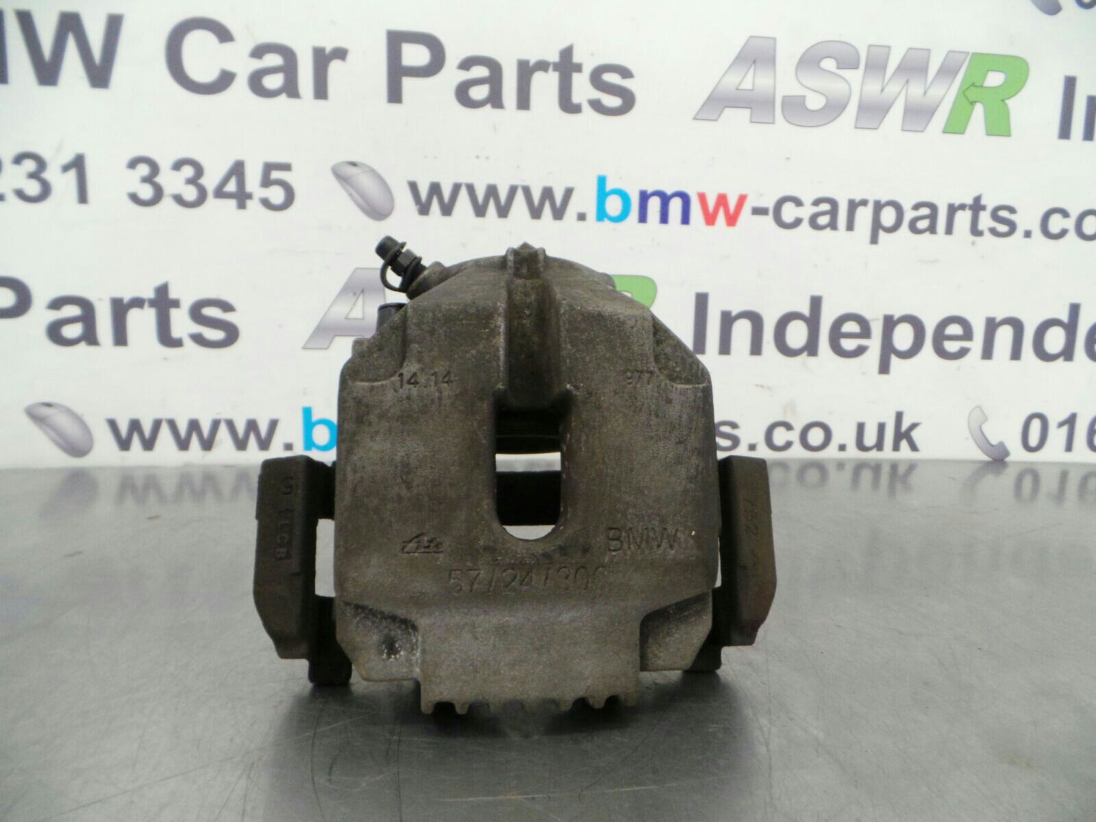 BMW E90 3 SERIES  O/S Front Brake Caliper 34116769092