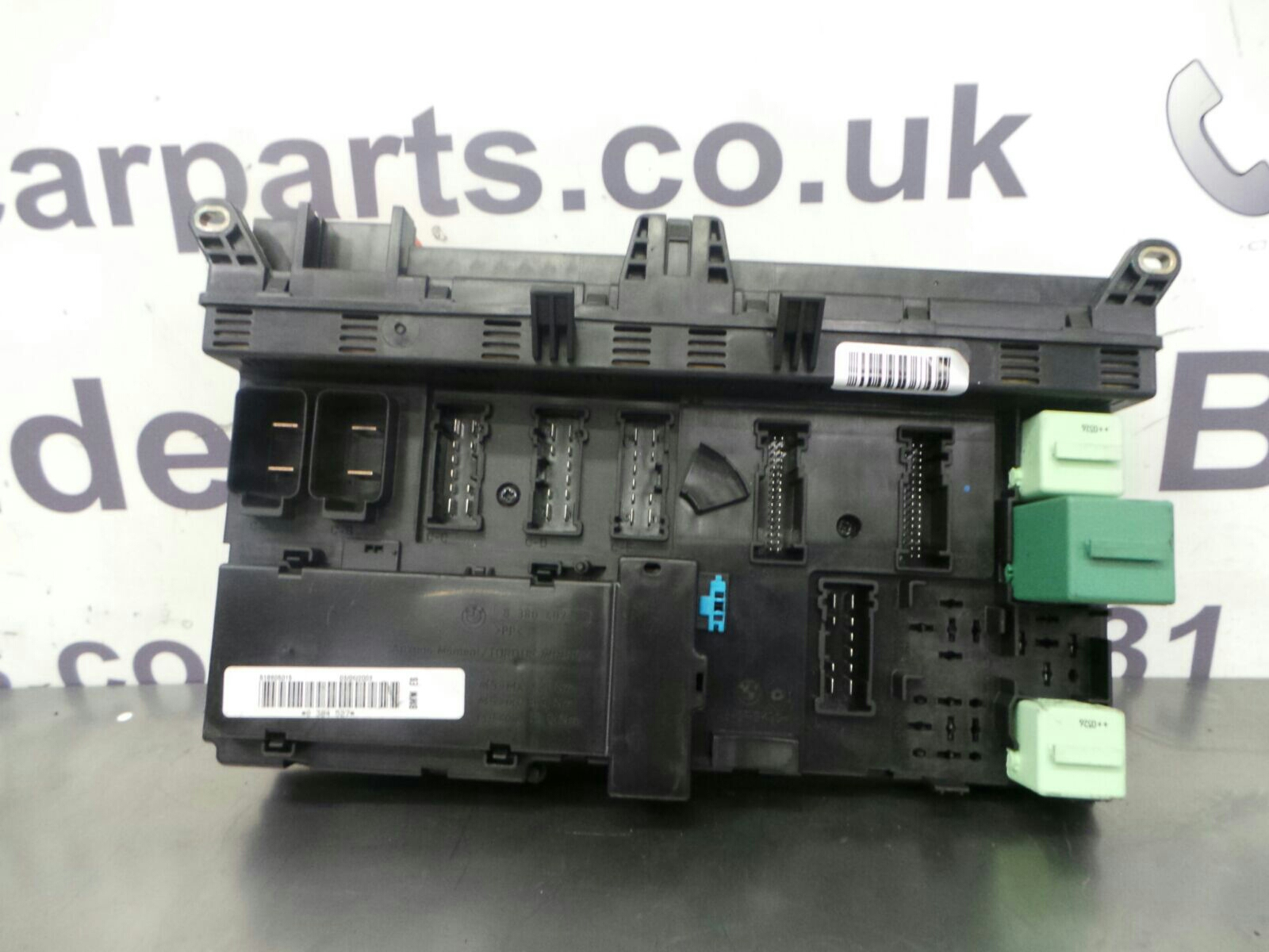 E53 Fuse Box Electrical Wiring Diagrams X5 Bmw 61138384525 Breaking For Used And Spare Parts Old