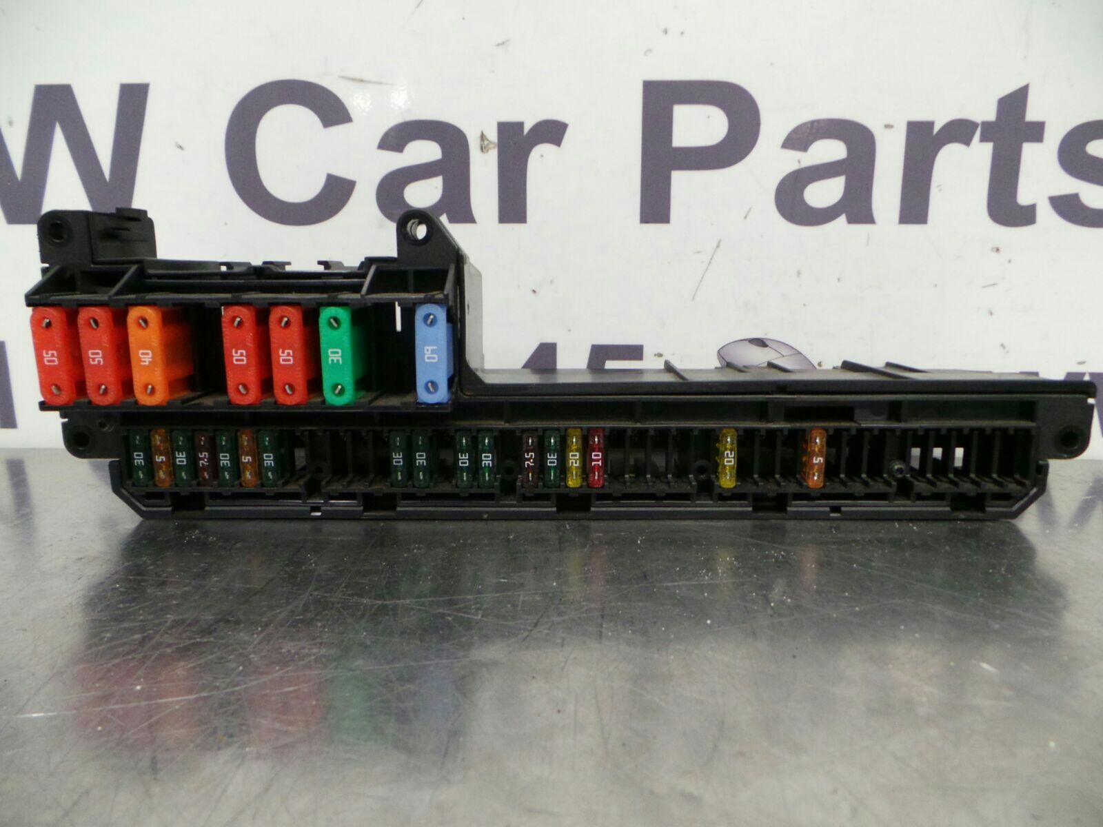 BMW E60 5 SERIES Fuse Box 61146932452