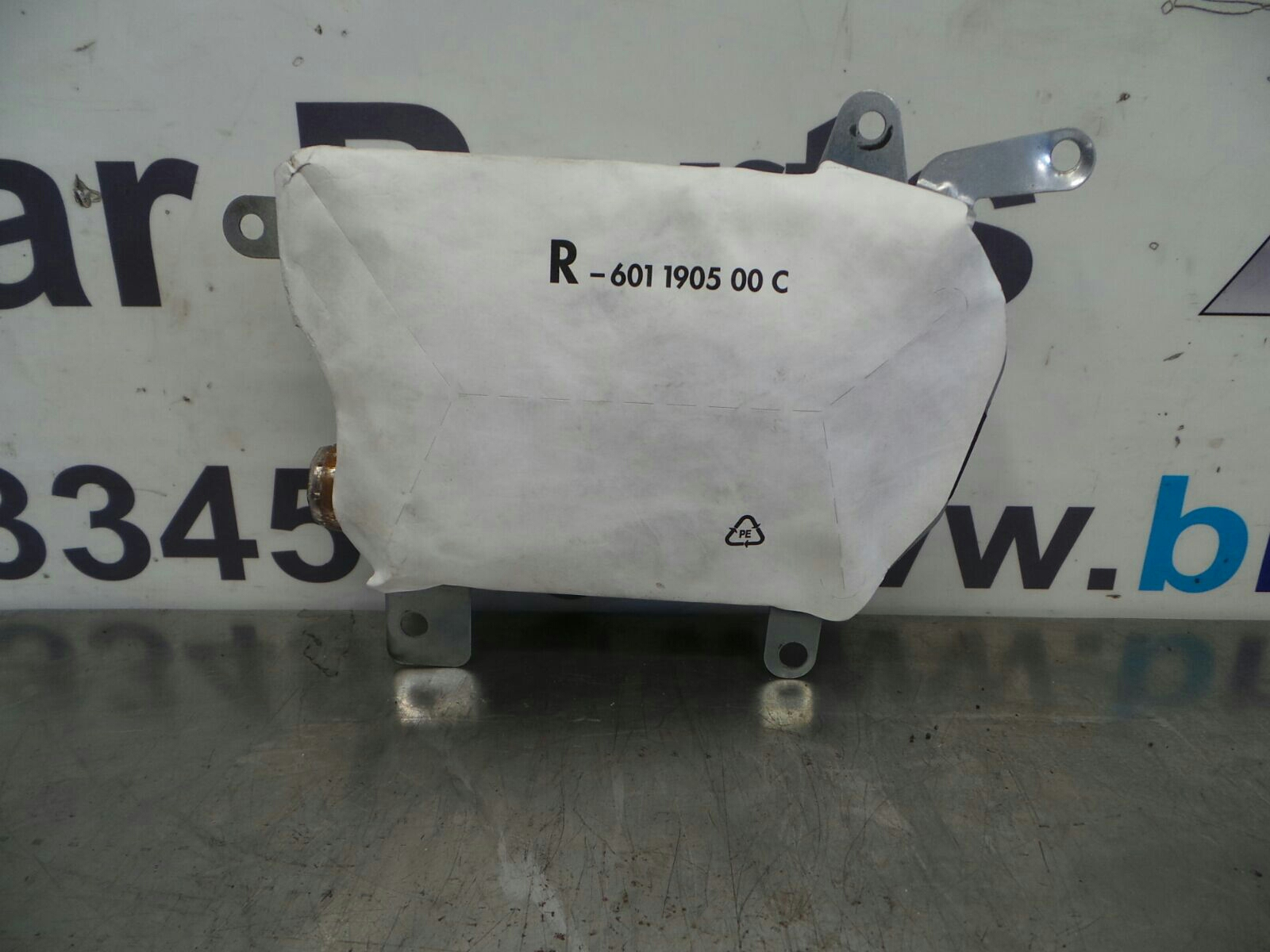 BMW E60 5 SERIES O/S/F Door Airbag 72126963022