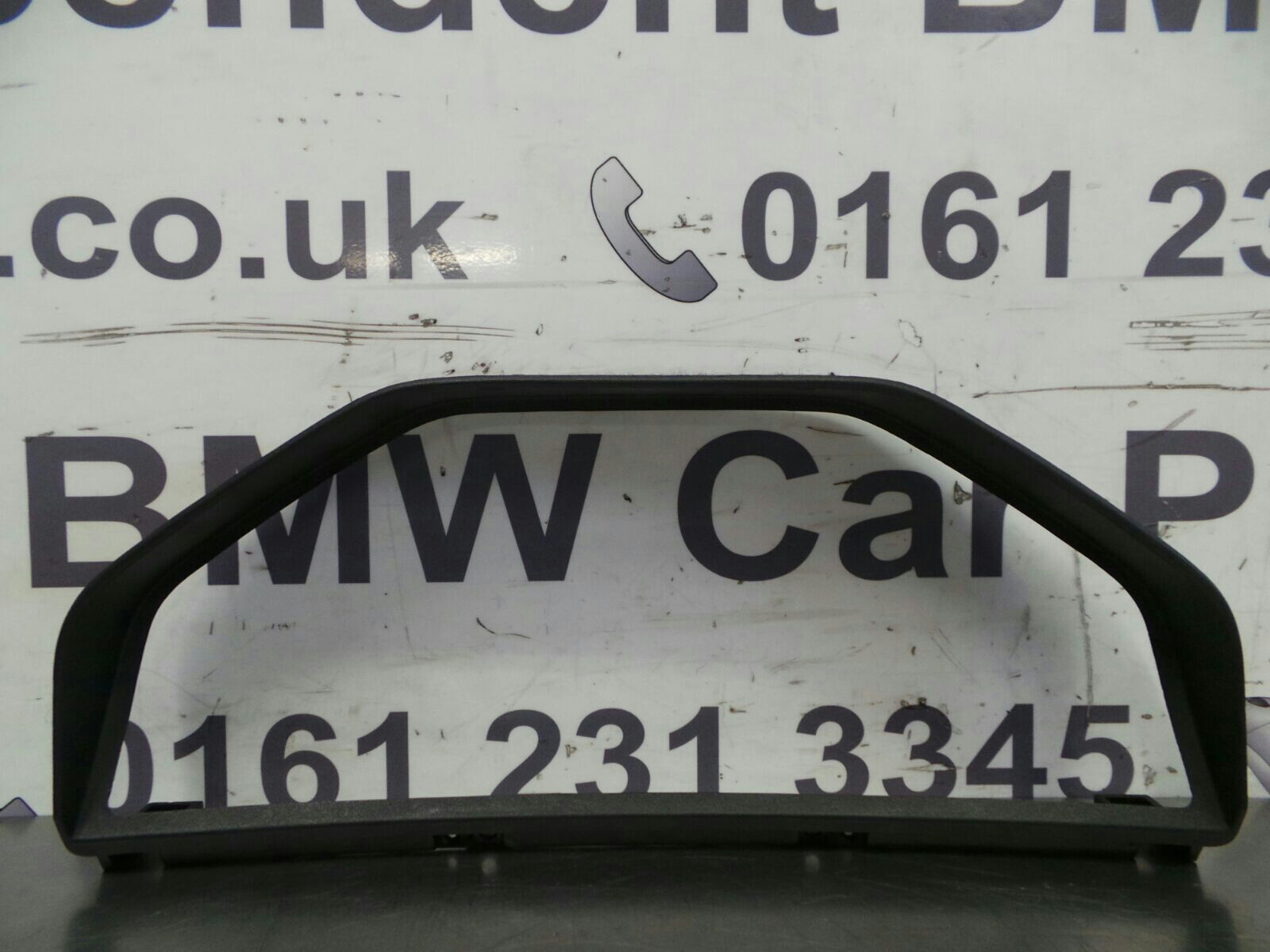 BMW E30 3 SERIES Speedo Clock Surround 62111368872