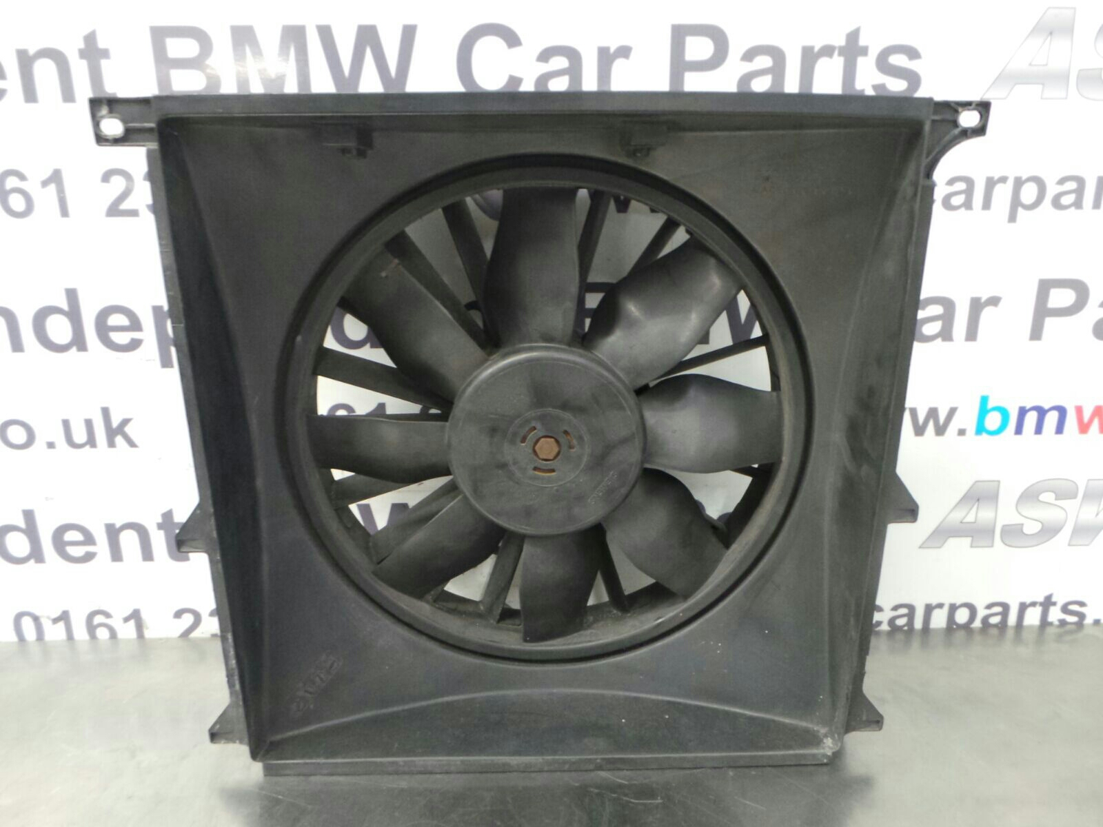 bmw e36 3 series pusher fan 64508372039 breaking for used. Black Bedroom Furniture Sets. Home Design Ideas