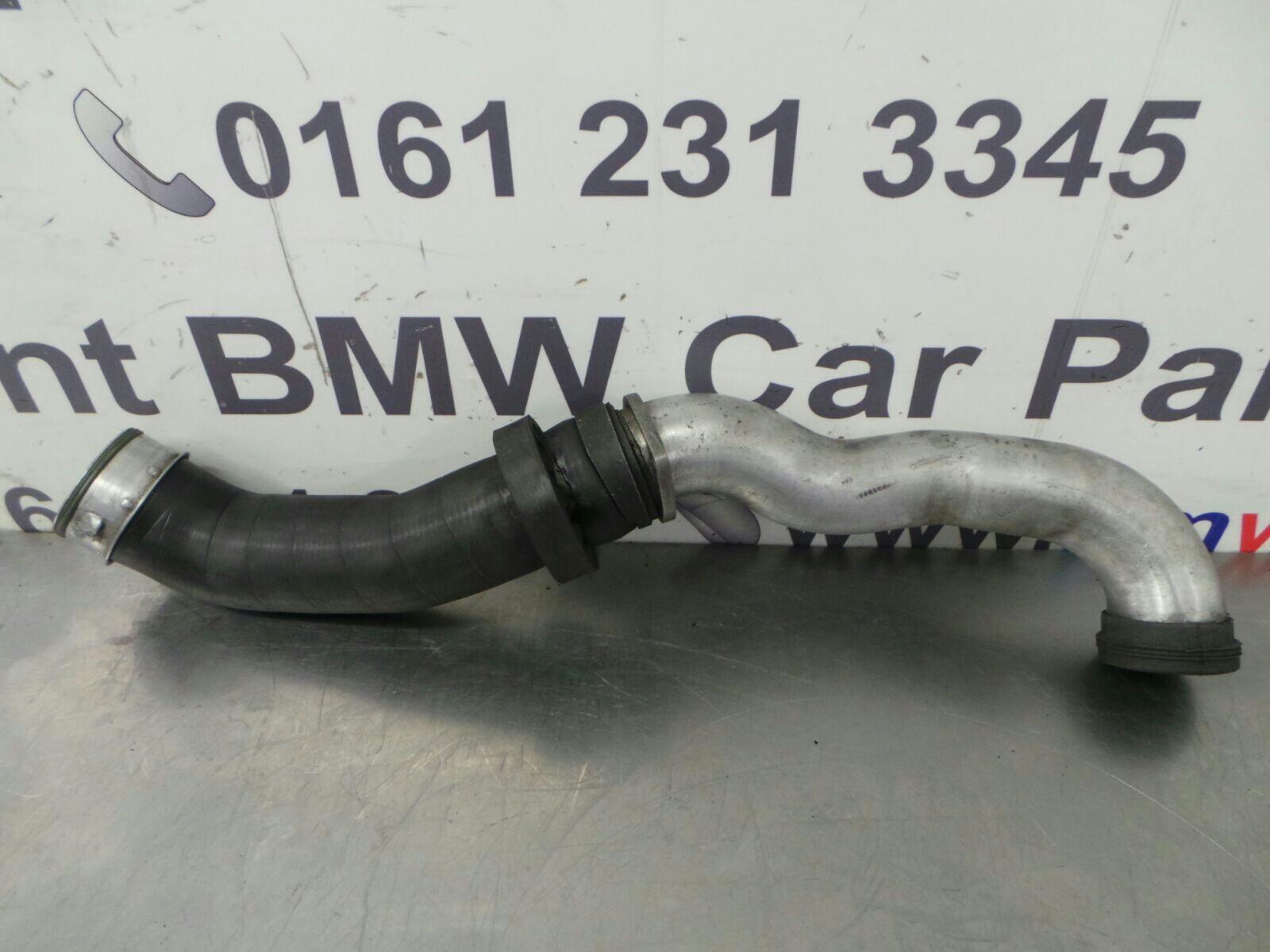 BMW E46 3 SERIES Turbo to Intercooler Pipe 11617786865