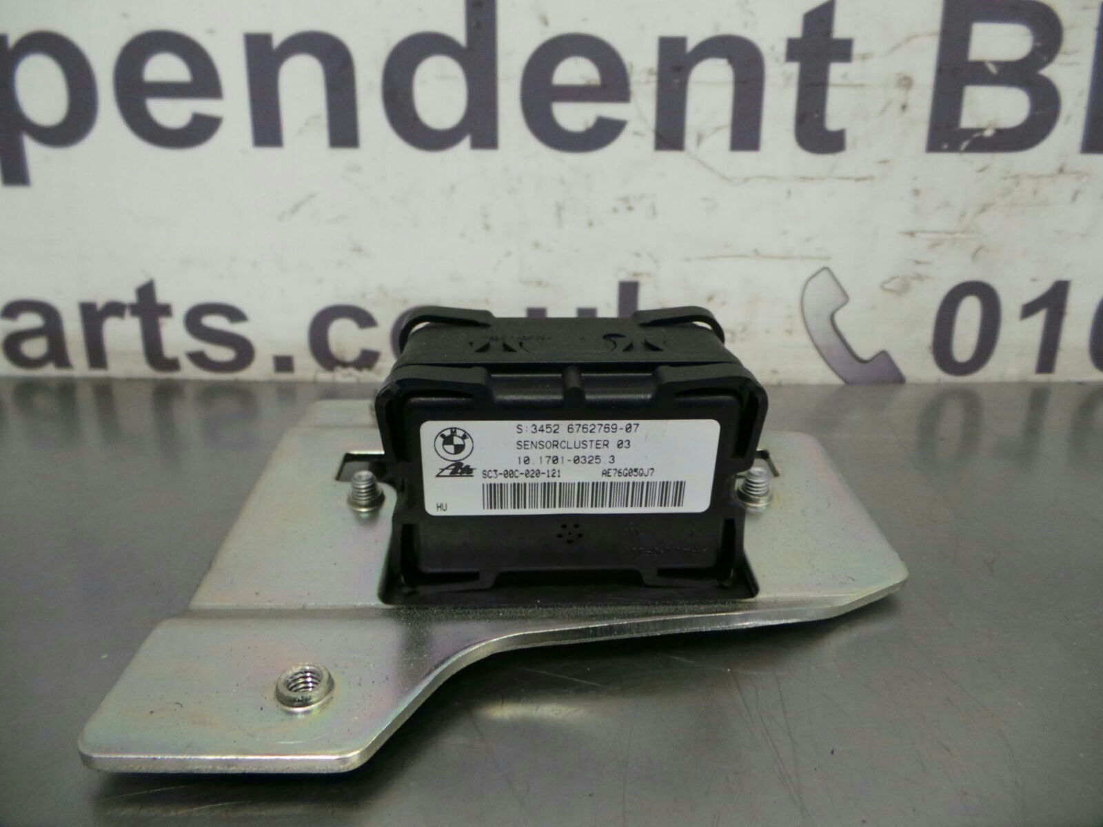 Bmw E90 3 Series Dsc Speed Sensor Cluster 34526762769 Breaking For Used And Spare Parts From Aswr In Openshaw Manchester