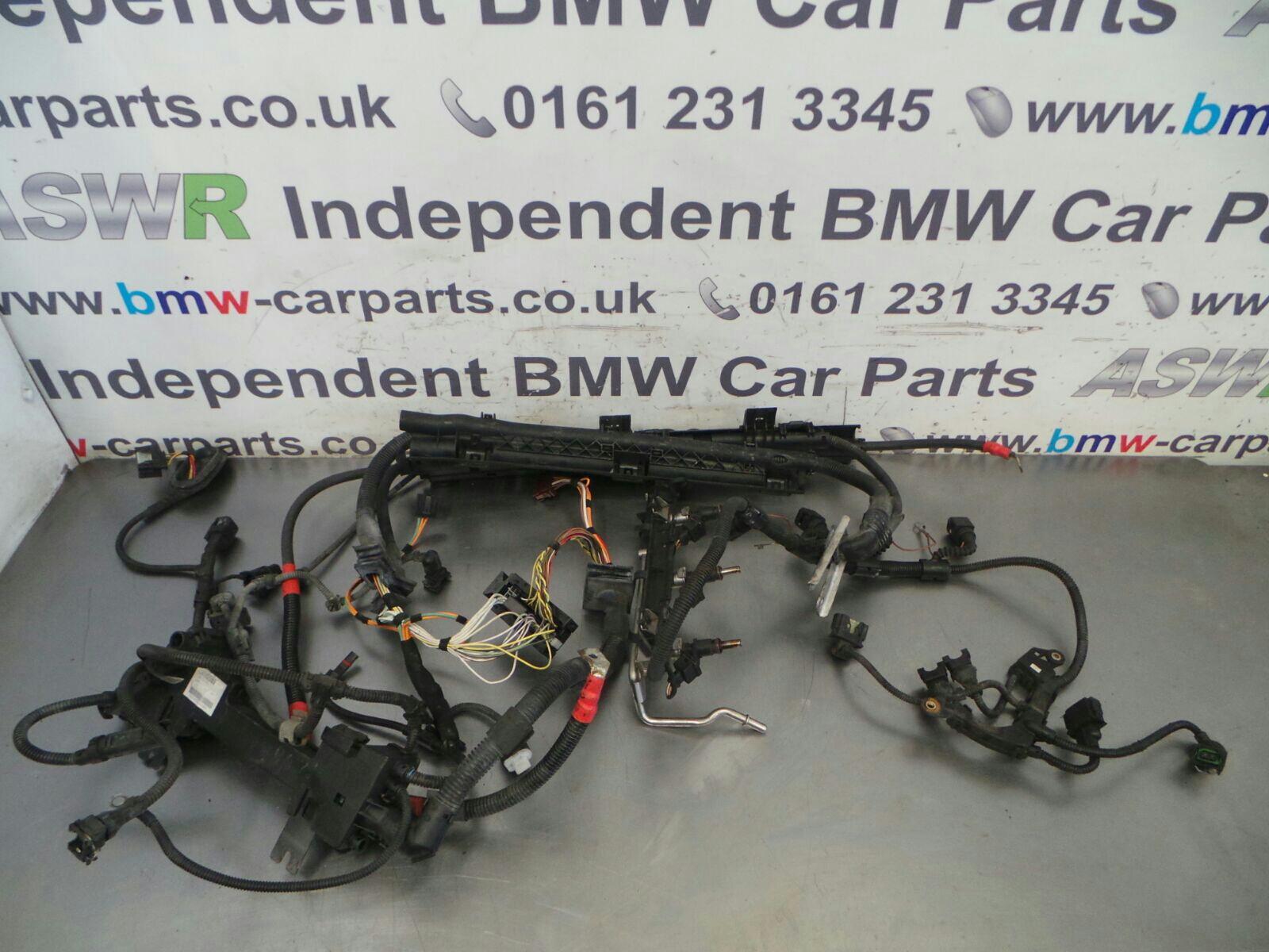 BMW E90 3 SERIES MANUAL Engine Wiring Loom 12517564402 breaking for Bmw N Engine Wiring Harness on bmw e28 engine swap, 1983 bmw 320i engine, bmw 535i engine, bmw m52 engine, bmw m40 engine, 98 bmw 528i engine, bmw s38 engine, bmw n42 engine, bmw m42 engine, bmw m50 engine, bmw m44 engine, bmw m57 engine, bmw m43 engine,