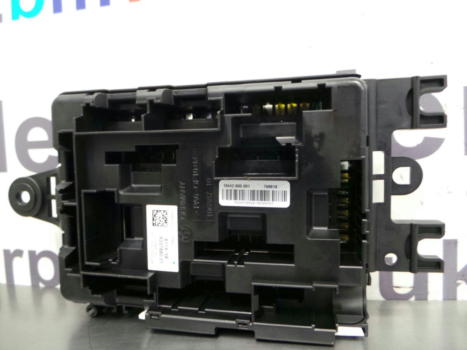 bmw f20 f30 1  3 series rear fuse box 9259466  9337880