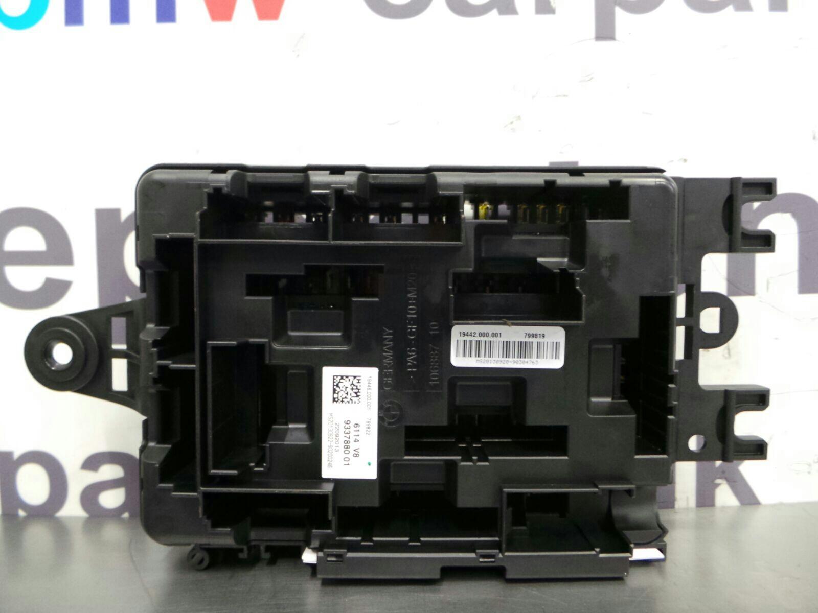 BMW F20 F30 1/3 Series Rear Fuse Box 9259466/9337880