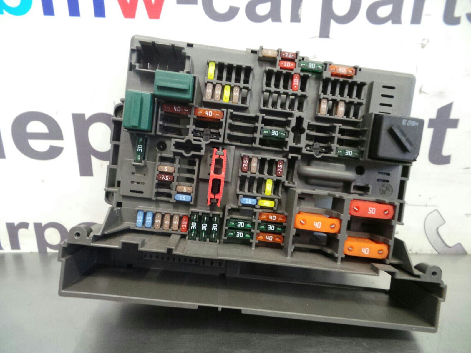 BMW 1 SERIES E87 Fuse Box 61149119445